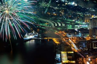 函館の夜景スポット